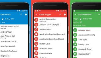 MacroDroid: Haz tu móvil realmente inteligente